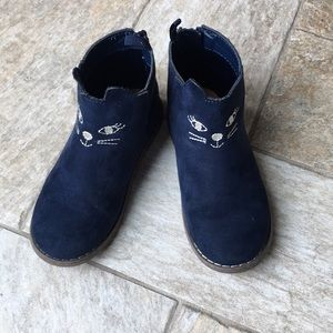Like new Gap Toddler girl boots